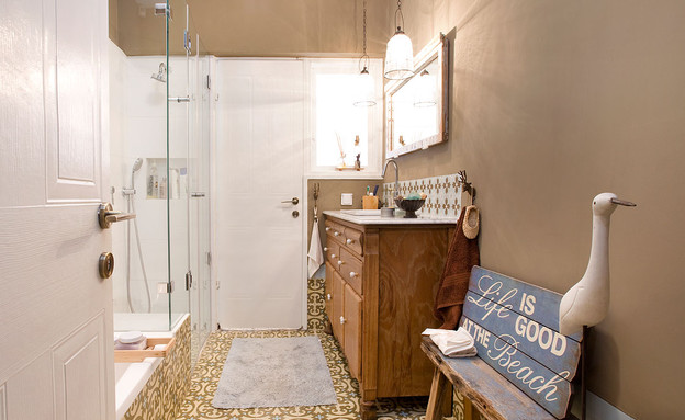 16 Shani Ring Bathroom designs (צילום: סשה גבריקוב)