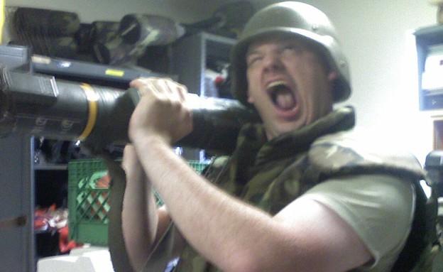 חייל משוגע