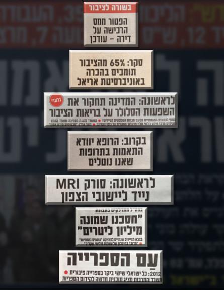 מי נגד מי ישראל היום חיובי (תמונת AVI: mako)