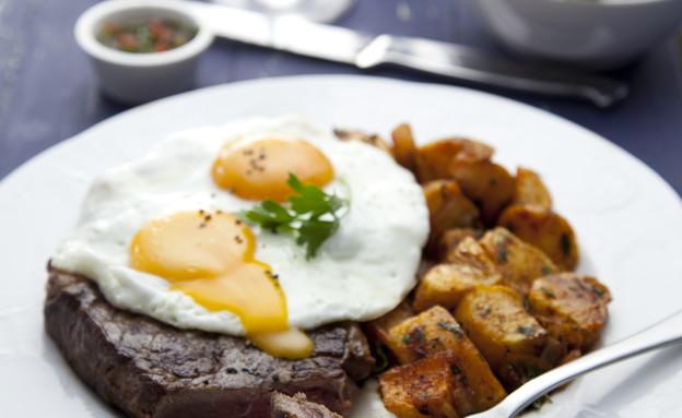 ארוחת בוקר טקסס סטייל (צילום: סטודיו דן לב,  יחסי ציבור )