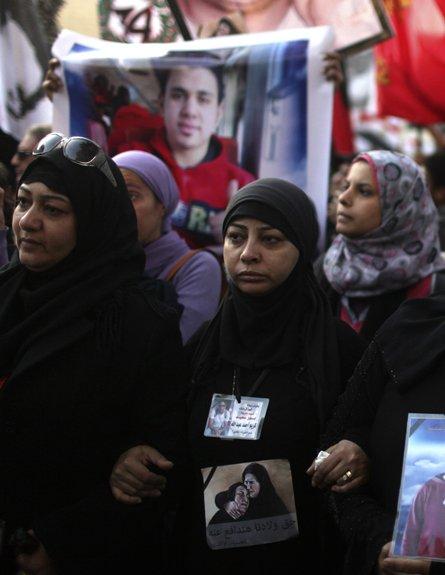מצרים: מהומות דמים בפורט סעיד (צילום: רויטרס)