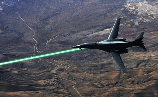 HELLADS LASER (צילום: DARPA)