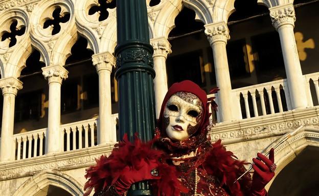קרנבל ונציה, קרנבלים בחורף