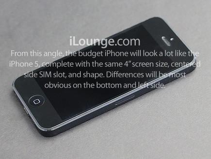 האם זה אייפון מוזל? (קרדיט: ilounge.com)