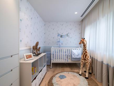 לי אולשה, חדר תינוק (תמונת AVI: אילן נחום)