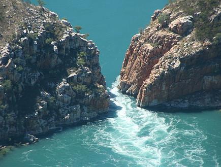 פארק לאומי, מפל אופקי באוסטרליה