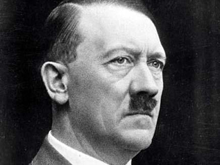 אדולף היטלר, ארכיון (צילום: חדשות 2)