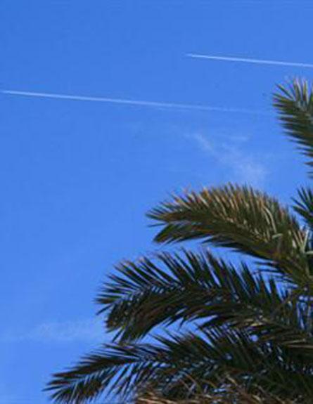 """לבנון: תיעדנו את מטוסי צה""""ל שטסו בשטחנו (צילום: דיילי סטאר)"""