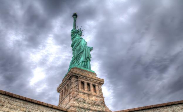 פסל החירות - אורטל דהן (תמונת AVI: אורטל דהן)