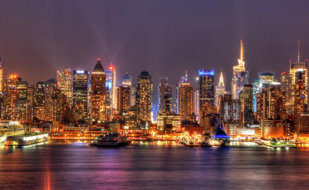 ניו יורק בלילה - אורטל דהן (תמונת AVI: אורטל דהן)