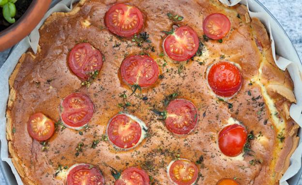 טארט עגבניות (צילום: Biitli, Istock)