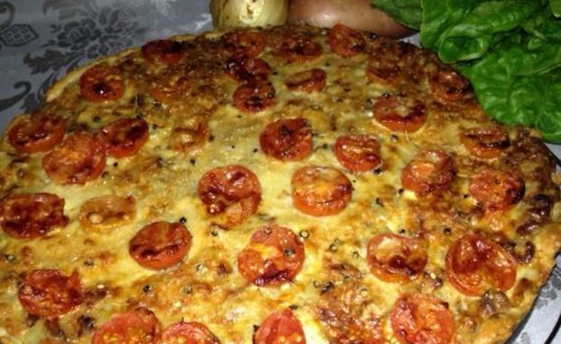 טארט תפוחי אדמה (צילום: אביבה פיבקו, אוכל טוב)
