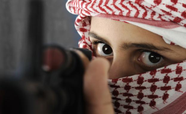 עיני מחבל (צילום: ThinkStock)