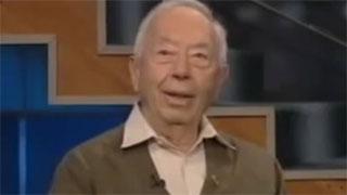 האב התבשר על מות בנו בשידור חי. וולפרמן (צילום: חדשות 2)