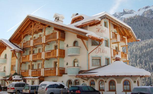 קנזי סקי הוטל, מלונות כשרים