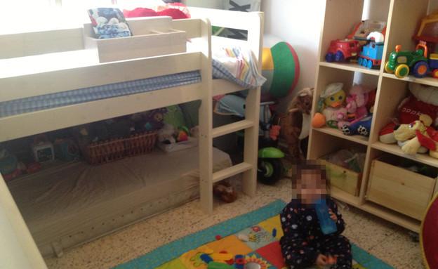 חדר ילדים אחרי (צילום: צילום ביתי)