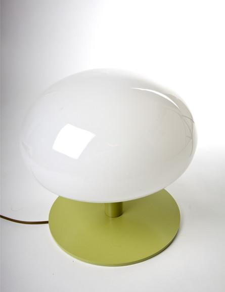 יוהן, מנורת פטריה לבנה