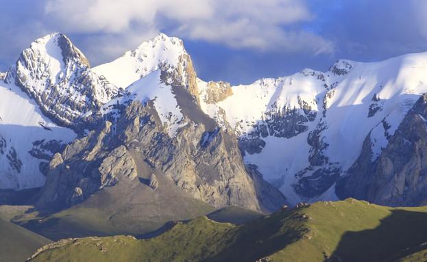 הרים בקירגיסטן, מקומות נידחים (צילום: אימג'בנק / Thinkstock)