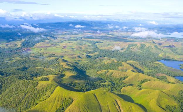 פפואה ניו גינאה, מקומות נידחים (צילום: אימג'בנק / Thinkstock)
