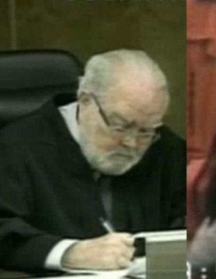 הנאשמת התחצפה, השופט החמיר את העונש (צילום: חדשות 2)