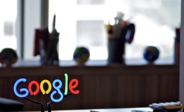 """משרדי גוגל בת""""א"""