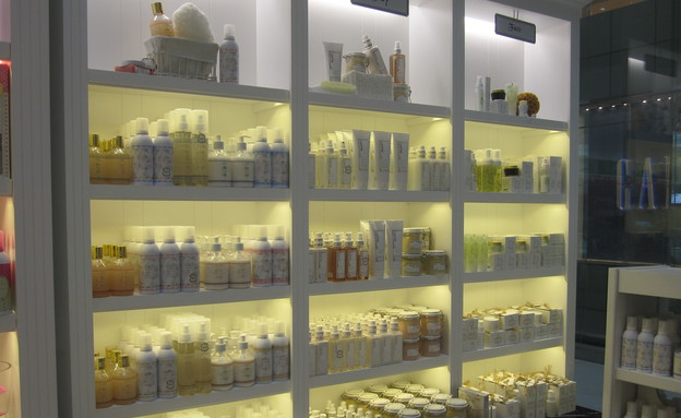 חנויות ישראליות, ללין מוצרים, צילום דניאלה אומרד (צילום: דניאלה אומרד)