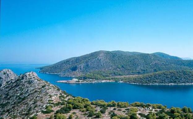 אגיסטרי איים יווניים