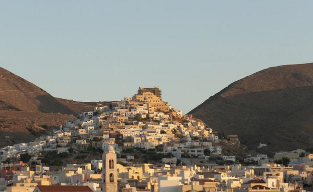 טילוס, איים יווניים