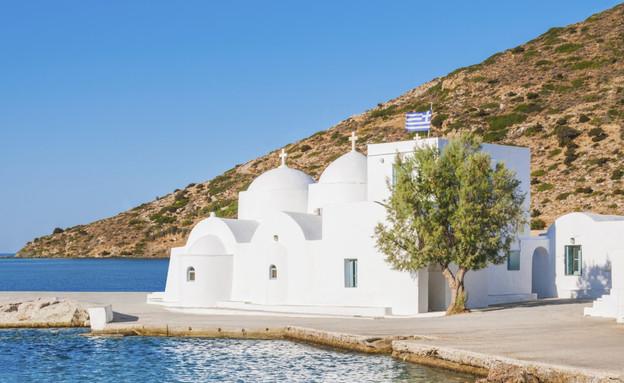 מילוס, איים יווניים (צילום: אימג'בנק / Thinkstock)