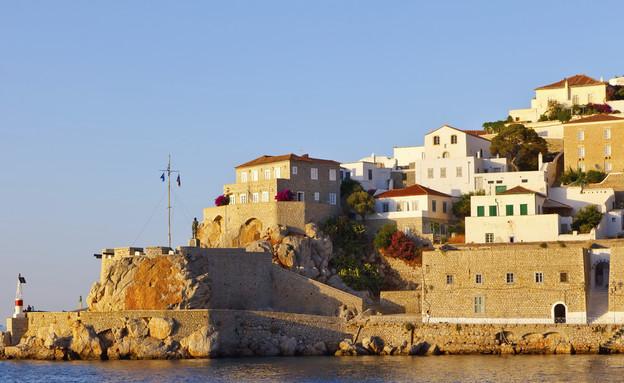 פארוס, איים יווניים (צילום: אימג'בנק / Thinkstock)