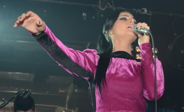 שרית אביטן בהשקה (צילום: שרון רביבו)