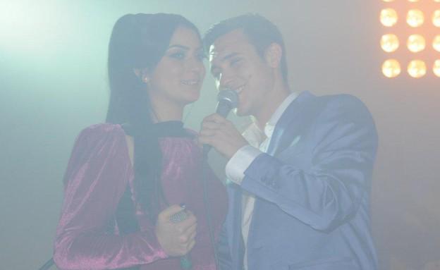 שרית אביטן ונאור אורמיה בהשקה (צילום: שרון רביבו)