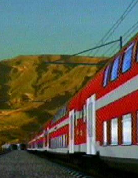 צפו: המחיר הסביבתי של רכבת לאילת (צילום: חדשות 2)