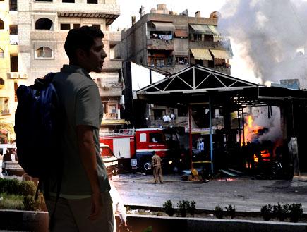 סטודנט בסוריה