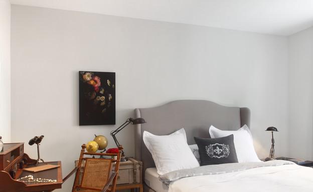 דירה, חדר שינה 2 (צילום: הילית כספי)
