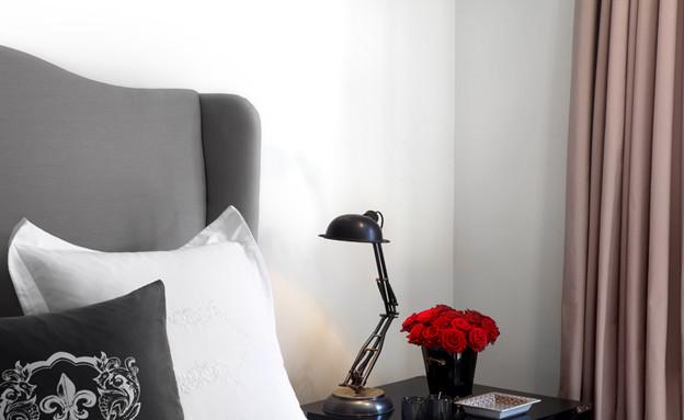 דירה, מיטה (צילום: הילית כספי)