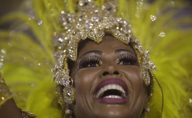 אישה, קרנבל ברזיל