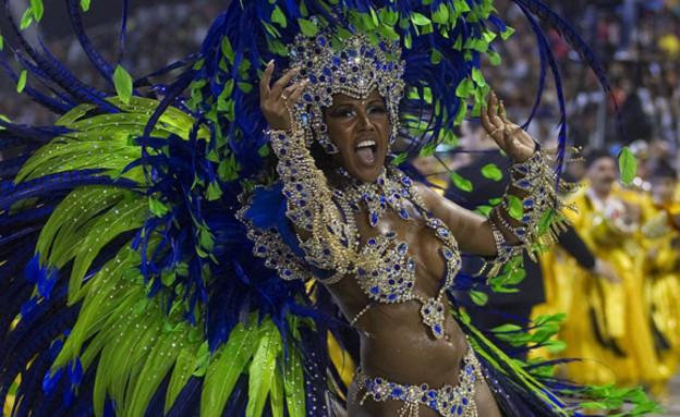 רקדנית, קרנבל ברזיל