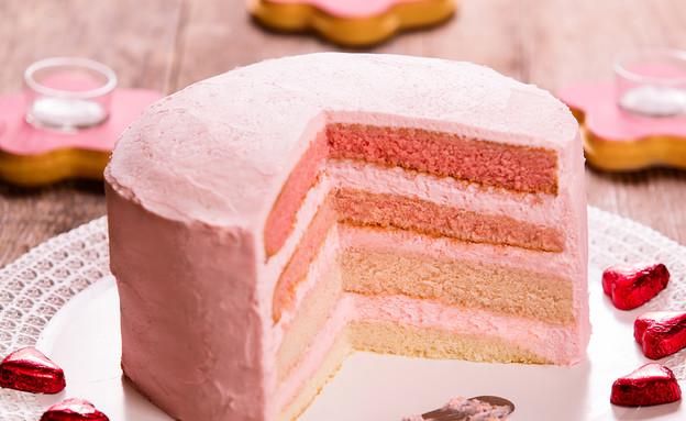 עוגת פינק ולווט (צילום: בני גם זו לטובה, אוכל טוב)