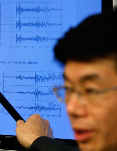 ערכה ניסוי גרעיני שלישי. ק. הצפונית (צילום: רויטרס)