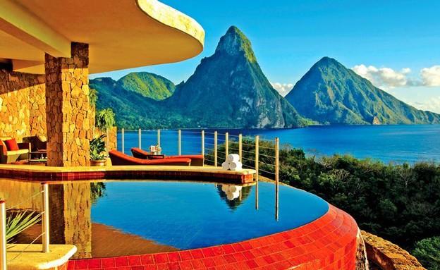 ג'ייג מאונטן בקריביים, מלונות רומנטיים