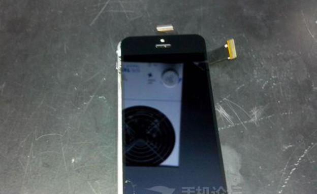 האם זה אייפון 5S? (קרדיט: sjbbs.zol.com.cn)
