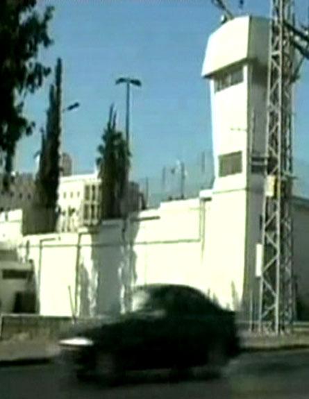 פרשת האסיר X בן זיגייר כלא איילון (צילום: חדשות 2)