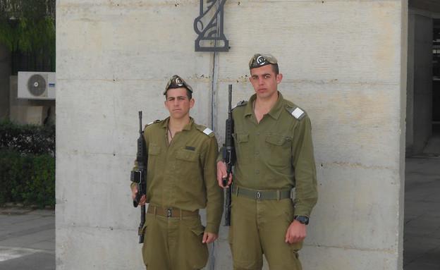 """קצינים צעירים (צילום: דובר צה""""ל)"""