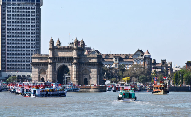 העיר מומבאי (צילום: אימג'בנק / Thinkstock)
