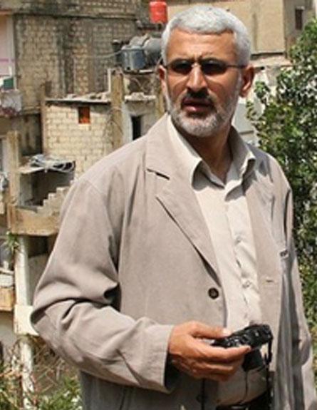 בכיר במשמרות המהפכה של אירן חוסל (צילום: צילום מסך: http://www.mashreghnews.ir)