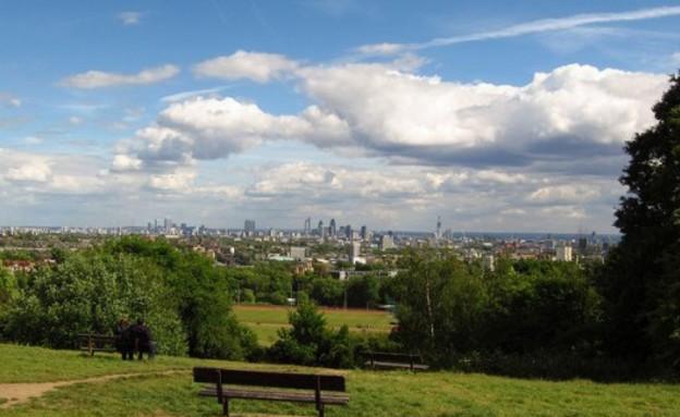 פארק המפסטד הית', לונדון