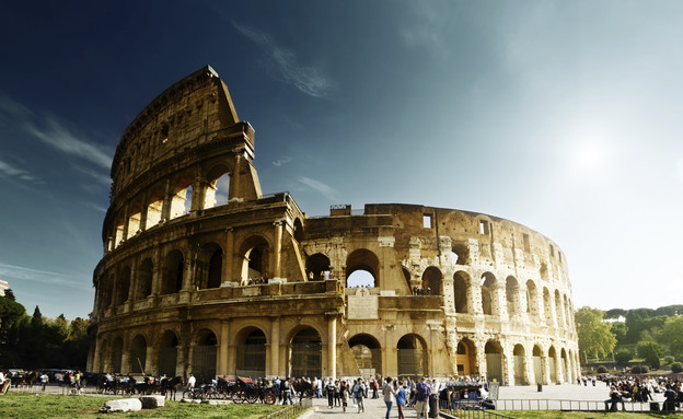רומא, המקום הרומנטי (צילום: אימג'בנק / Thinkstock)
