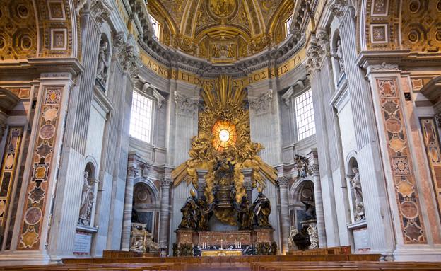 הקתדרלה בסנט פיטר, רומא צילום