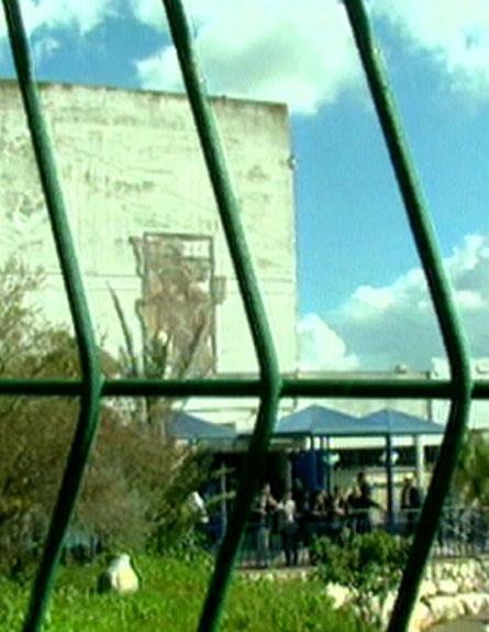"""מבוכה בביה""""ס בצפון (צילום: חדשות 2)"""